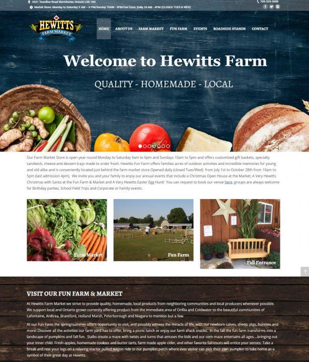 HewittsFarmMarket
